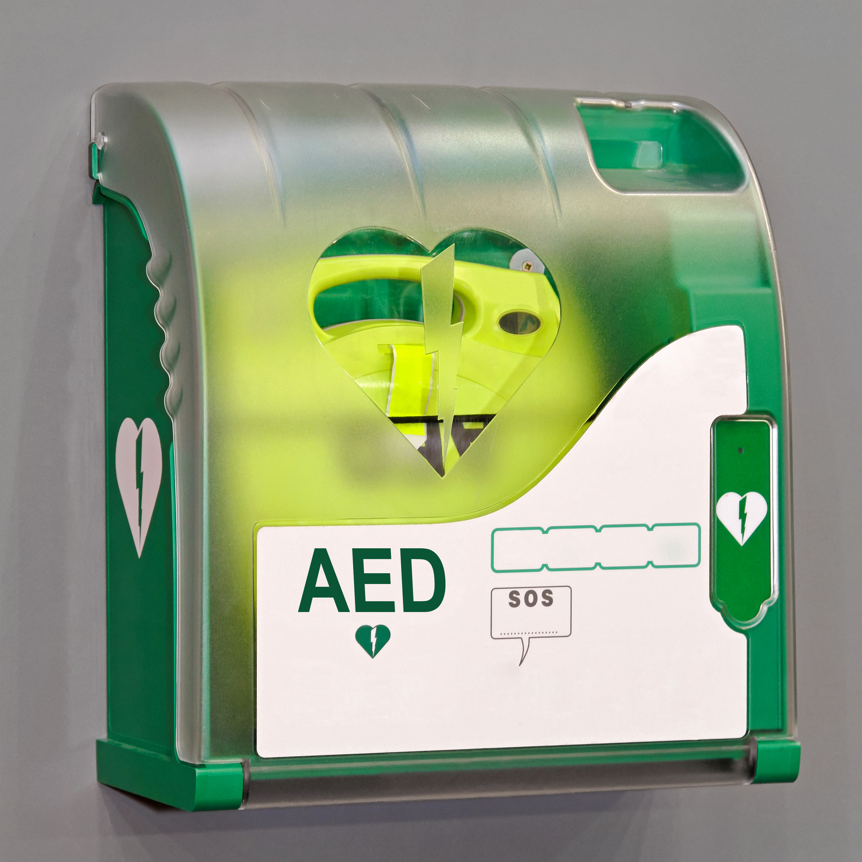 Image representing P266 Automated External Defibrillators