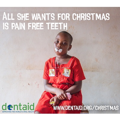 Dentaid Christmas Appeal 2017