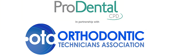 Image representing ProDental CPD in Partnership with the Orthodontic Technicians Association