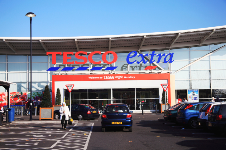 Tesco Extra Tooth whitening scandel