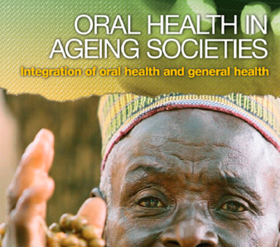 Oral health in ageing societies supporting image