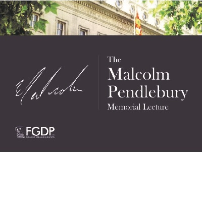 Image representing P078 The Malcolm Pendlebury Memorial Lecture - The Future of Dentistry